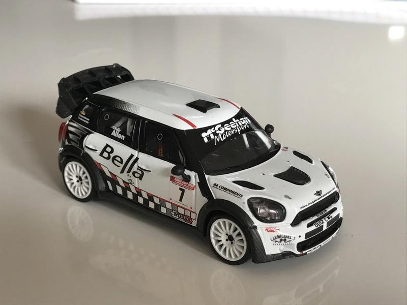 Mini WRC Allen Donnelly Mini_w19
