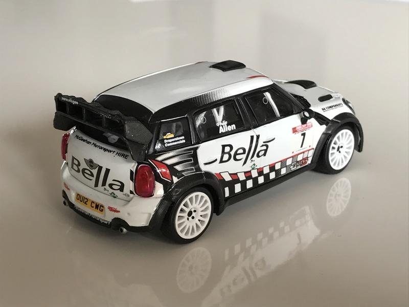 Mini WRC Allen Donnelly Mini_w20