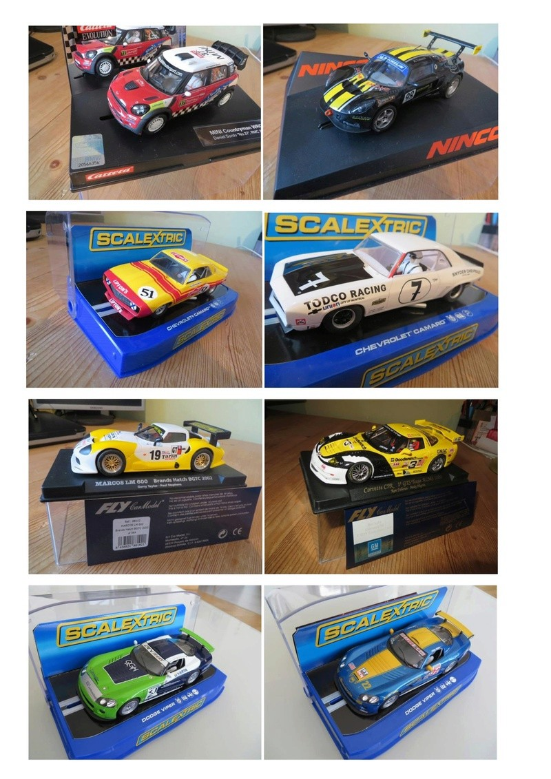 Voitures 1/32 et Mini-Z Scalex12