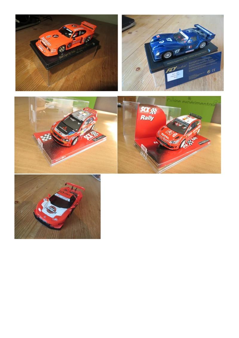 Voitures 1/32 et Mini-Z Scalex13