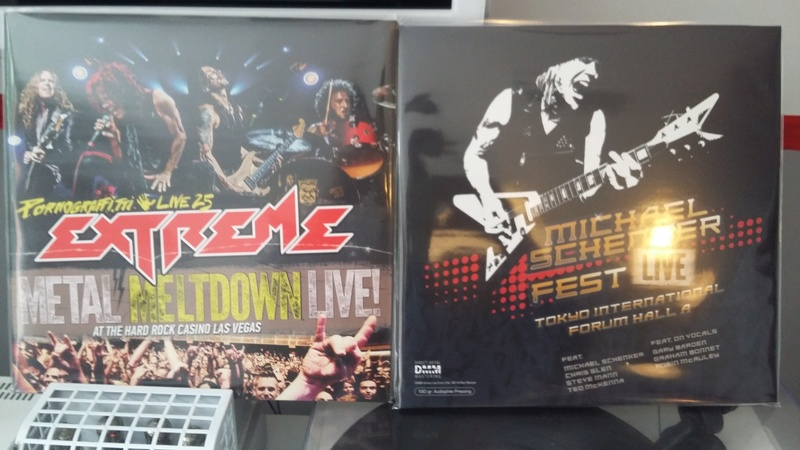 CD /DVD /Blu-ray/ LP achats 20170716