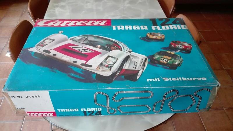 VENDO Pista Carrera Targa Florio 124 Img-2012