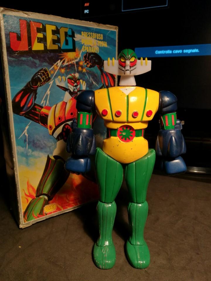 ***VENDUTO****   Jeeg Robot New Gio Co Roma ART 5026 metallo pressofuso. Img_2016