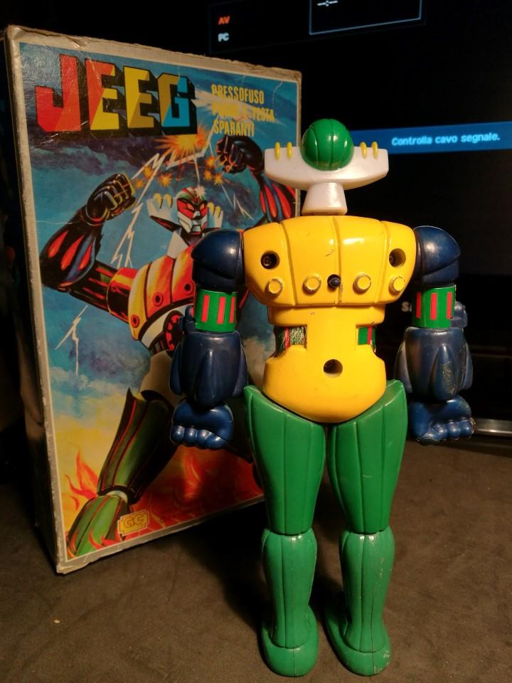***VENDUTO****   Jeeg Robot New Gio Co Roma ART 5026 metallo pressofuso. Img_2017