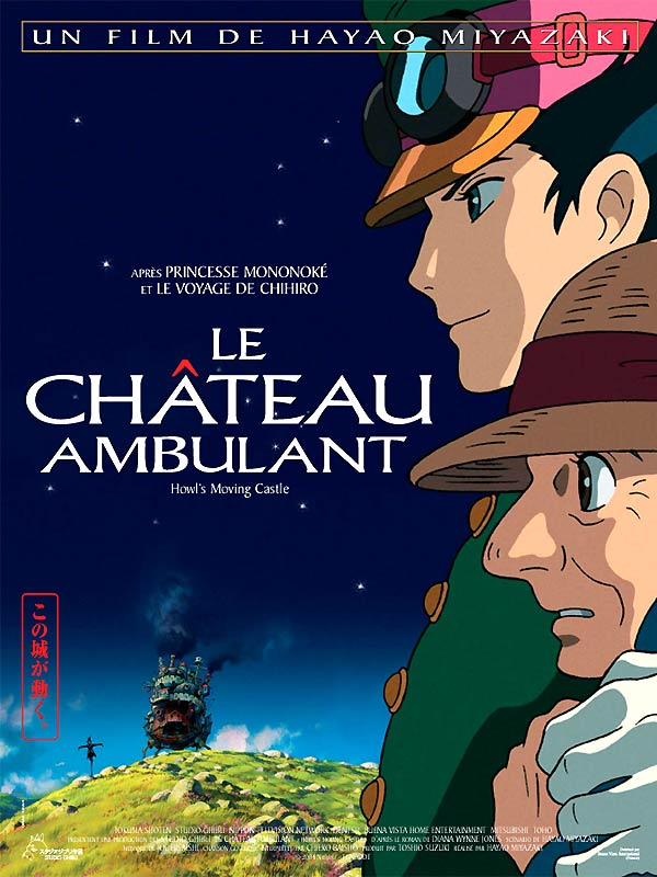 [FILM] Le Château Ambulant (Hauru no Ugoku Shiro) 18399810