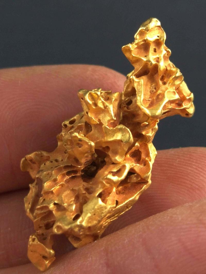 Some Australian Crystalline Gold Kurnal15