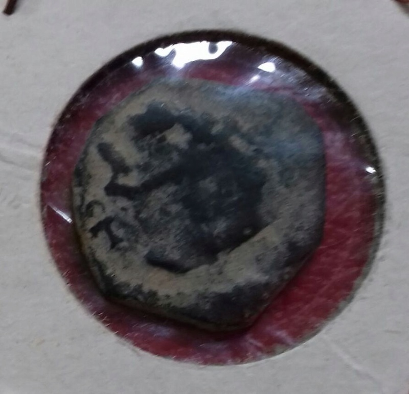 blanca de Felipe II, ceca Toledo. 0510