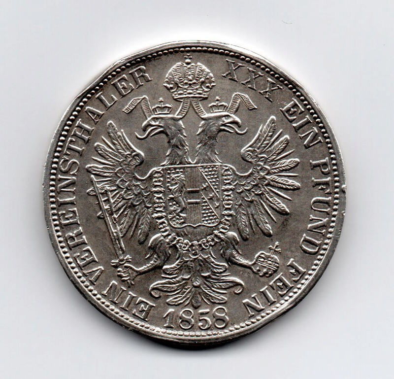 FRANZ JOSEPH I (1848-1916). 1 VEREINS ?? Franz_11