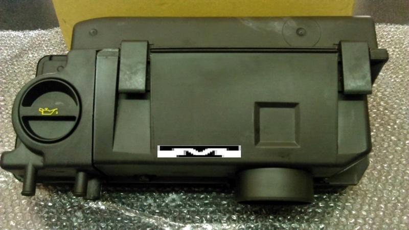 Cambio de filtro de Aire Centauro 2tapa-10