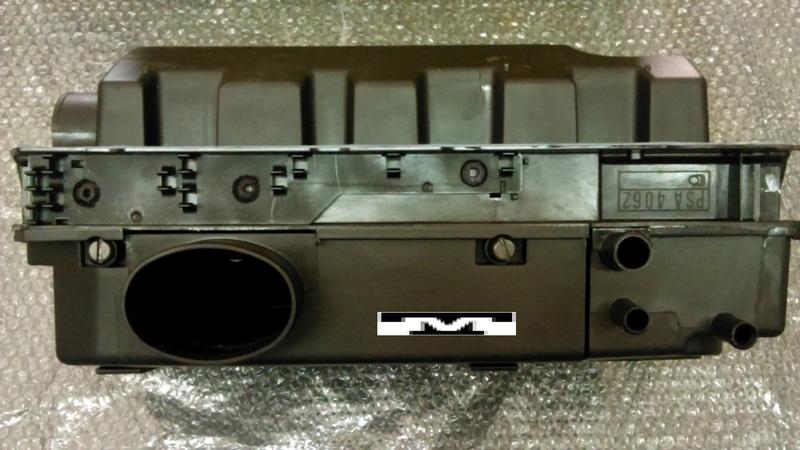 Cambio de filtro de Aire Centauro 3tapa-10