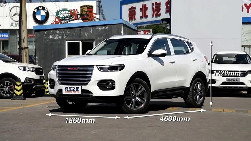 Great Wall Motors Havalh10