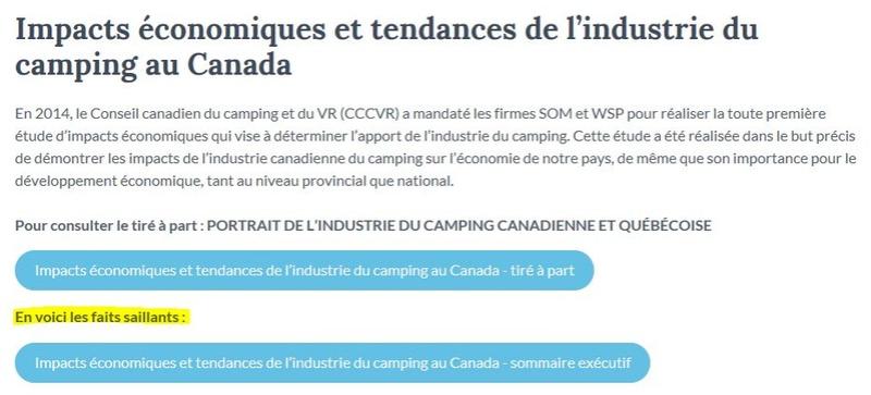 Nouvelle étude - Pratique du camping au Québec (2017) Fait_s10