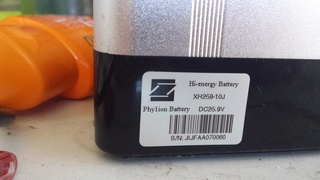 Buscando batería  20170711
