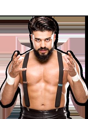 Roster de SmackDown!! Andrad10