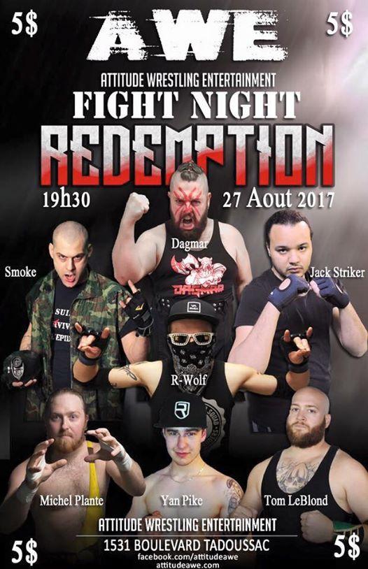 Gala de lutte AWE 27 Août 2017 Awe12