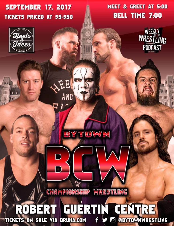 Bytown Championship Wrestling 17 Septembre 2017! Bcw10