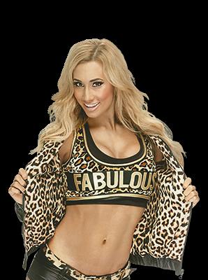 Roster de SmackDown!! Carmel10