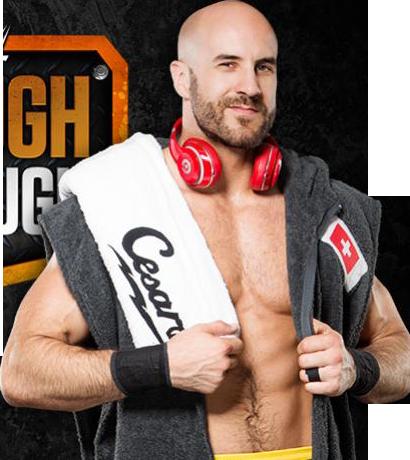 Roster de SmackDown!! Cesaro10