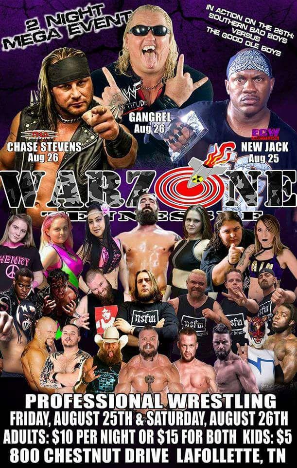 Warzone 25 & 26 Août 2017!! Warzon10