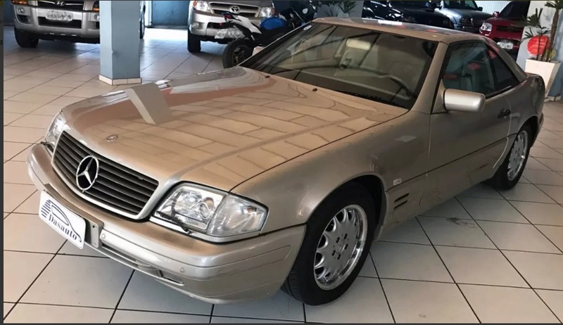 (R129) SL320 1998 - R$ 74.000,00 - Caxias do Sul - RS Sl320_14