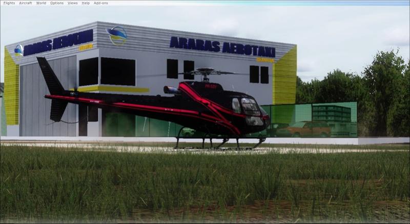 [LANÇAMENTO] SWFN - Aeroclube de Manus Flores 2017-918