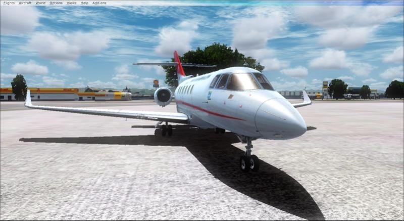 Hawker 800 do GEIV 2017-929