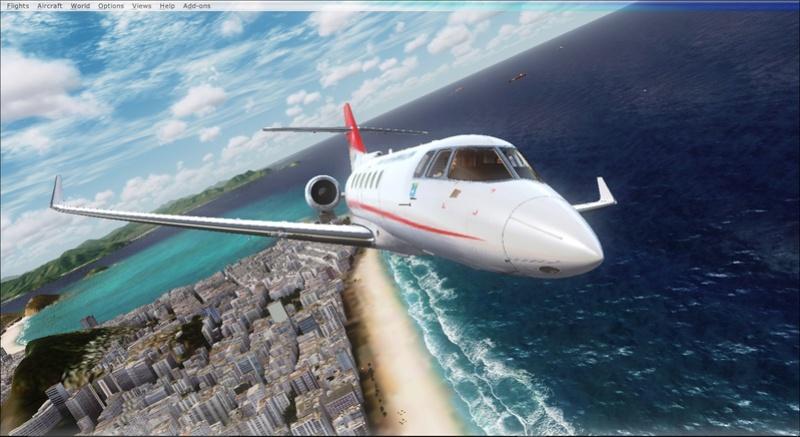 Hawker 800 do GEIV 2017-930