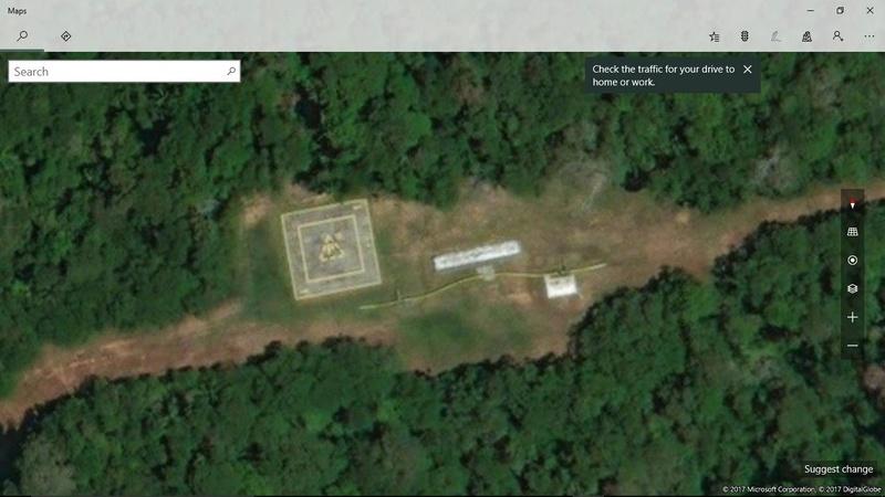 Pedido- Zona de exploração petrolífera de Urucu - Coari 9_4_2010