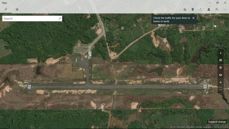 Pedido- Zona de exploração petrolífera de Urucu - Coari 9_4_2011