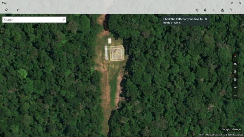 Pedido- Zona de exploração petrolífera de Urucu - Coari 9_4_2012