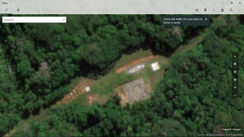 Pedido- Zona de exploração petrolífera de Urucu - Coari 9_4_2014