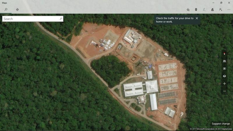 Pedido- Zona de exploração petrolífera de Urucu - Coari 9_4_2015