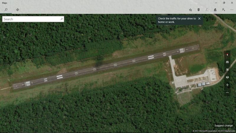 Pedido- Zona de exploração petrolífera de Urucu - Coari 9_4_2016