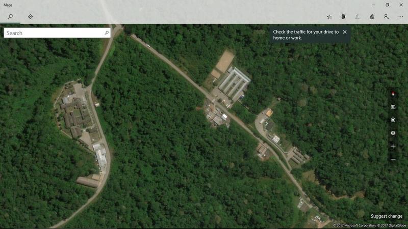Pedido- Zona de exploração petrolífera de Urucu - Coari 9_4_2018