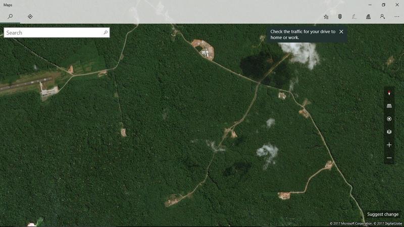 Pedido- Zona de exploração petrolífera de Urucu - Coari 9_4_2019
