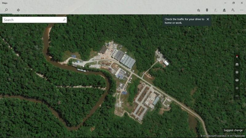 Pedido- Zona de exploração petrolífera de Urucu - Coari 9_4_2020