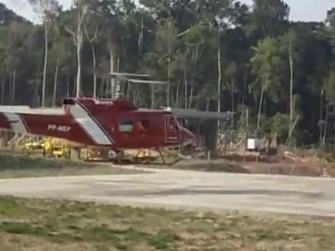 Pedido- Zona de exploração petrolífera de Urucu - Coari Hqdefa10