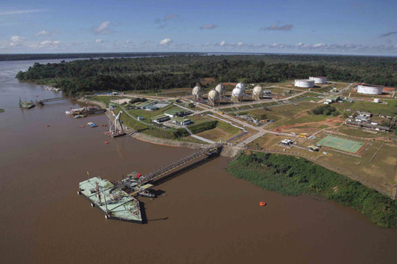 Pedido- Zona de exploração petrolífera de Urucu - Coari Show_c10
