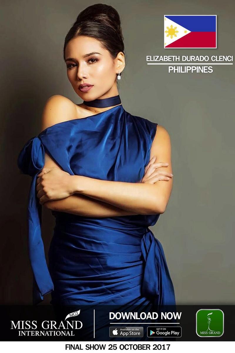 Elizabeth Clenci (MISS GRAND PHILIPPINES 2017)  22051110