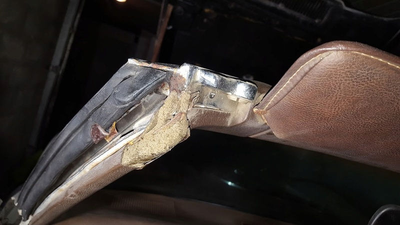 sortie de grange corvette  c3 1976 20170914