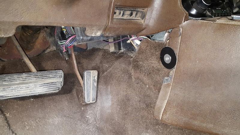 sortie de grange corvette  c3 1976 20170916