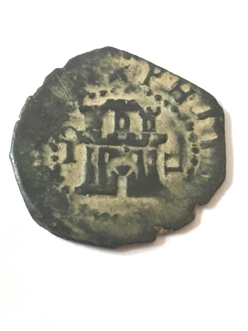 2 Maravedis de Felipe III, de Toledo Img_6410
