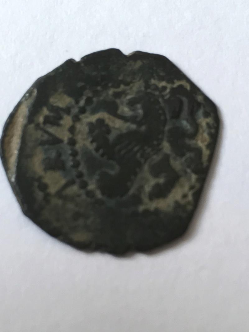 2 Maravedis de Felipe III, de Toledo Img_6411