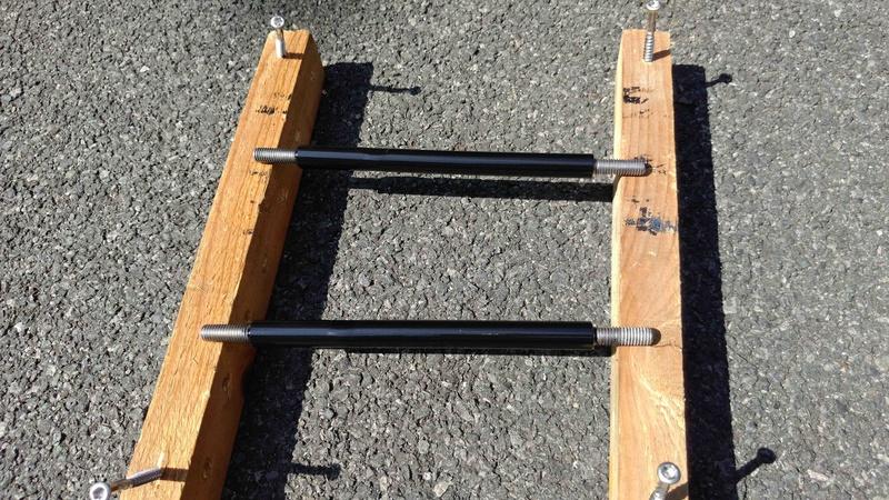 Barres et rotules de Carrossage QUADRO 4D Barre_10
