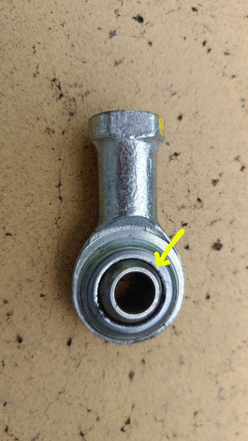Barres et rotules de Carrossage QUADRO 4D Rotule10