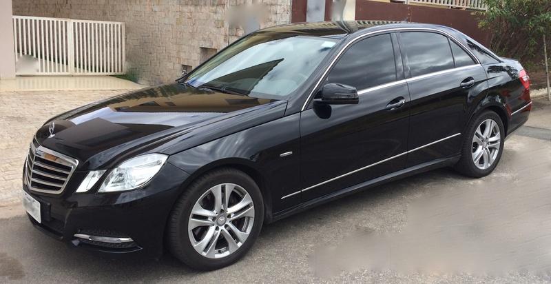 Vendo W 212 - E-250 valor R$ 99.000,00 Img_8017