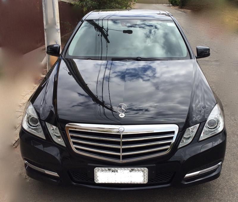 Vendo W 212 - E-250 valor R$ 99.000,00 Img_8019