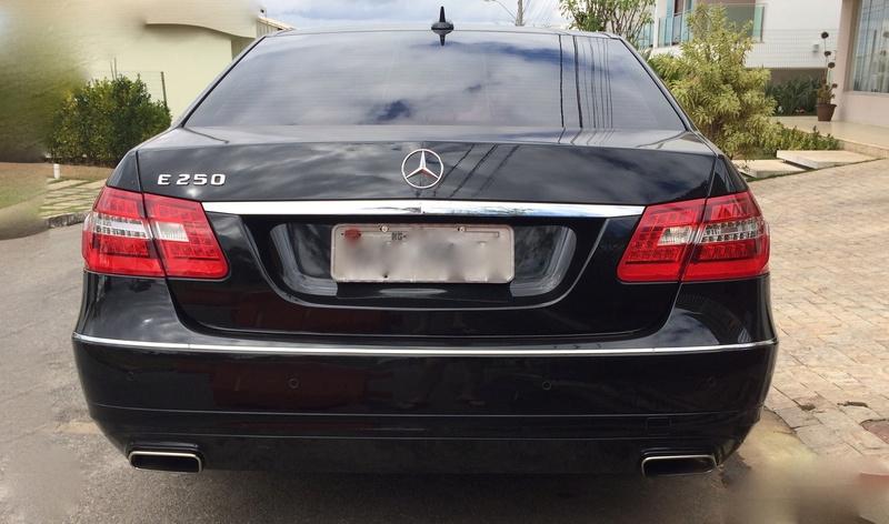 Vendo W 212 - E-250 valor R$ 99.000,00 Img_8020