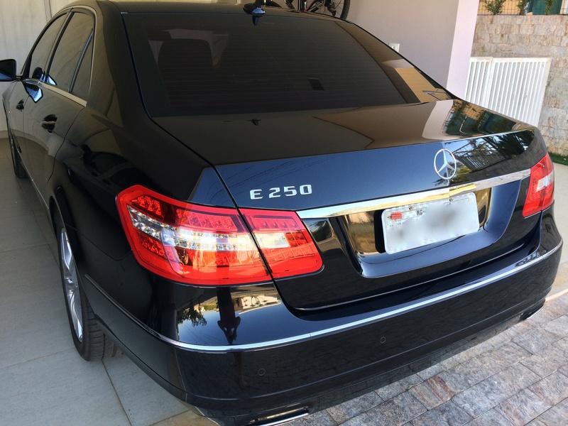 Vendo W 212 - E-250 valor R$ 99.000,00 Img_8120