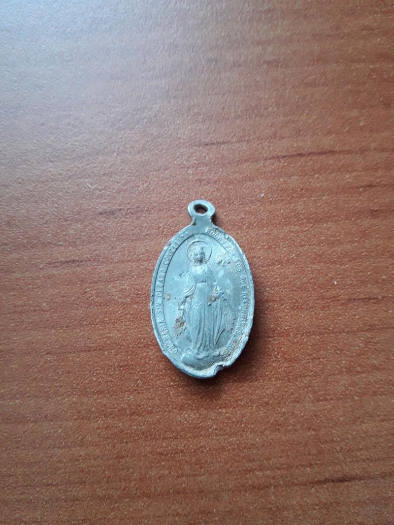 Medalla de la Milagrosa, S. XIX-XX 20161132